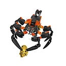LEGO Bionicle Lord of Skull Spiders -70790