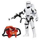 Star Wars The Force Awakens Armour Up 9cm First Order Flametrooper Figure