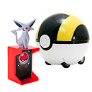 Pokemon XY Super Catch 'n' Return Poke Ball - Espeon & Ultra Ball