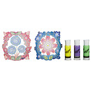 DohVinci Pop-Ups Art Board Refills Pack - Pop Up Flowers
