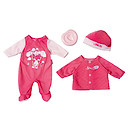 Baby Born Deluxe Baby's First Clothing Set
