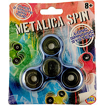 Metalica Spinz - Blue