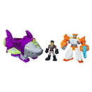 Playskool Heroes Transformers Rescue Bots - Sub Capture