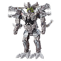 Transformers: The Last Knight 3-Step Turbo Changer Figure - Armor Grimlock