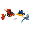 LEGO Super Heroes Mighty Micros: The Flash vs. Captain Cold - 76063