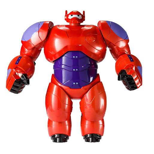 Big Hero 6 15cm Baymax in Armor Figure