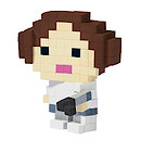 Star Wars Pixel Pops Creation Set - Princess Leia