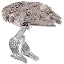 Hot Wheels Star Wars Die Cast Millennium Falcon Vehicle