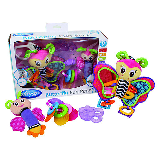 Butterfly Teether Pack
