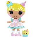 Lalaloopsy Littles Wishes Slice o'Cake Doll