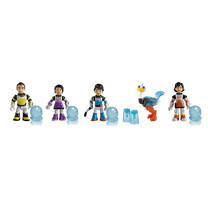 Disney Miles From Tomorrow Five Figure Pack - Miles and Friends