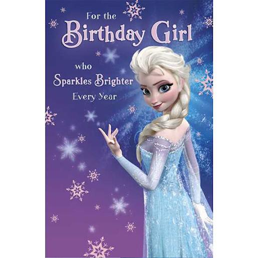 Disney Frozen Birthday Card Disney Frozen Disney Search By
