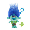 DreamWorks Trolls Mega Soft Toy Keychain - Branch