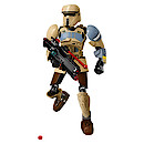 LEGO Star Wars Buildable Scarif Stormtrooper Figure - 75523