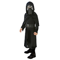 Star Wars The Force Awakens Kylo Ren Costume With Mask (7-9 Years)