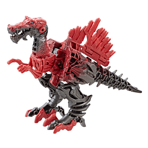 Transformers: The Last Knight 1-Step Turbo Changer Figure - Scorn