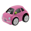 Chicco Turbo Touch Fiat 500 - Pink