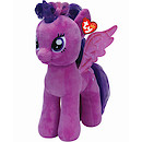 Ty My Little Pony Large Twilight Sparkle Soft Toy