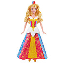 Disney Princess Magic Dress 30cm Sleeping Beauty Doll