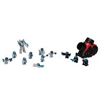 Atomicron Deluxe Army Steel Antimatter Army Pack