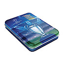 Champions League 2014 Adrenalyn Trading Cards Tin