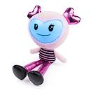 Brightlings Interactive Soft Doll - Pink