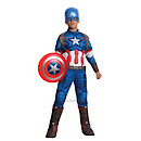 Marvel Avengers Age of Ultron Deluxe Captain America Costume
