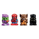 Marvel Ooshies Pencil Topper 4 Pack (Styles Vary)