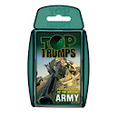 Top Trumps  - British Army Fighting Forces Card Game