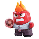 Inside Out 10cm Anger Figure
