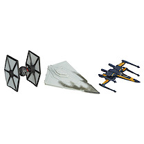 Star Wars Micro Machines The First Order Attacks Set