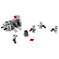Lego Star Wars Imperial Troop Transport -75078