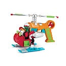 Teenage Mutant Ninja Turtles Half-Shell Heroes Drop Copter with Pilot Raph