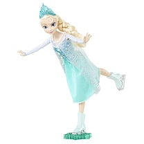 Disney Frozen Ice Skating Elsa Doll