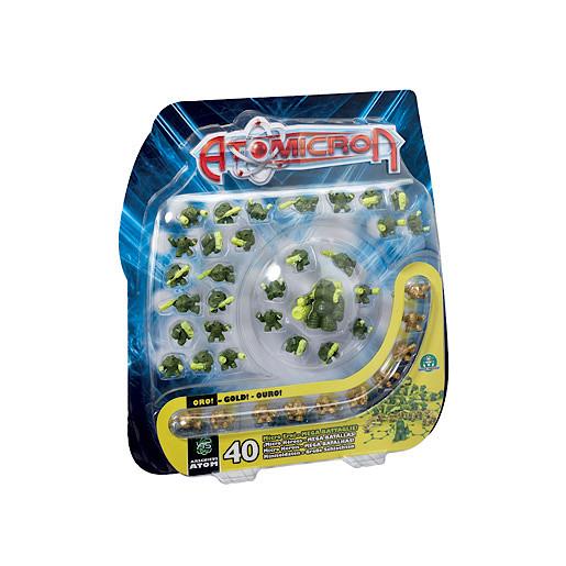 Atomicron Micro Heroes Arsenicus Squad