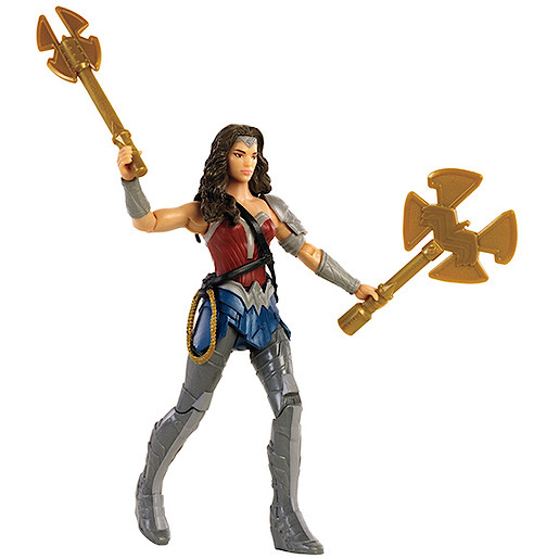 Justice League Battle-Ready Wonder Woman