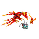 Lego Chima Flinx's Ultimate Phoenix - 70221