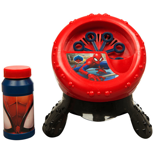 Spiderman Bubble Blower
