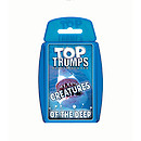 Top Trumps  - Creatures of the Deep Card Game