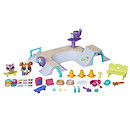 Littlest Pet Shop Cityscapes Skate Park Playset