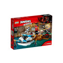LEGO Juniors Ninjago Zane's Ninja Boat Pursuit - 10755