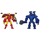 Marvel Super Hero Mashers Figures - Iron Man Vs. Iron Monger