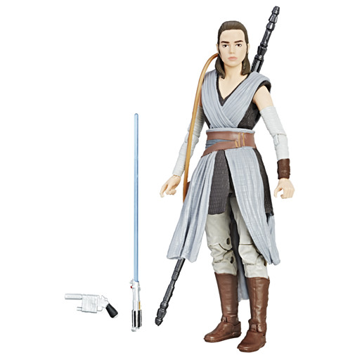 Star Wars The Black Series - Rey (Jedi Training)