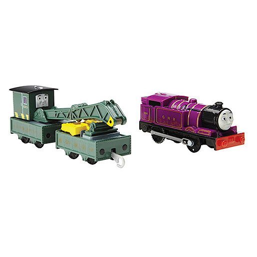 Thomas Friends Trackmaster Ryan Jerome The Entertainer