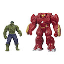 Marvel Avengers Age of Ultron Hulk and Hulk Buster Figures