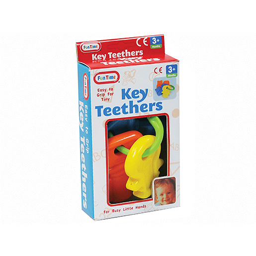 Fun Time Key Teethers