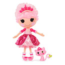 Lalaloopsy Sew Royal Princess Doll with Pet - Jewel Sparkles