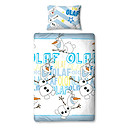 Frozen Olaf Single Rotary Duvet