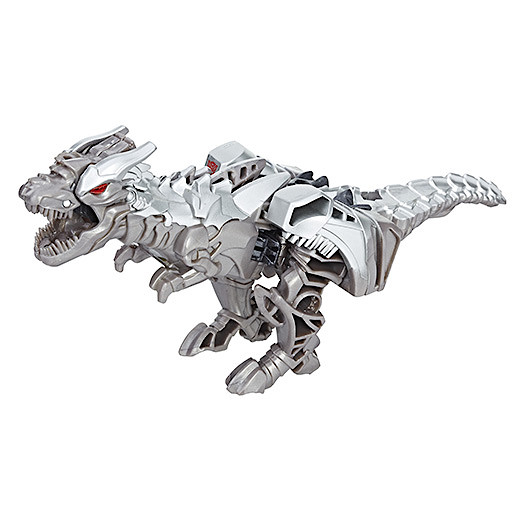 Transformers: The Last Knight 1-Step Turbo Changer Figure - Grimlock