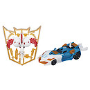 Transformers Robots In Disguise Mini-Con Deployers Action Figure -Crazybolt & Decepticon Hammer
